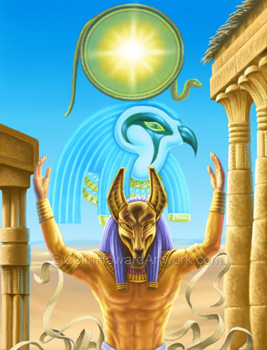 EVOLUTION ET VISUALISATION... - Page 3 22b.%20Anubis&Ra-1%20copy